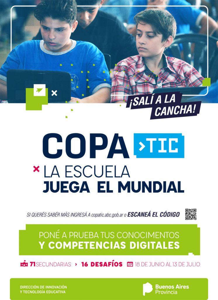 Póster Copa TIC